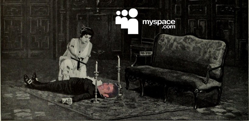 The MySpace Dragon Hoard