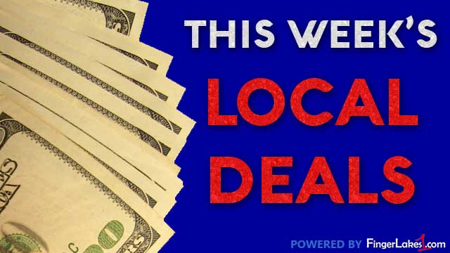 DEALS OF THE WEEK: Tons of Lent specials, drink specials, March Madness, and more!