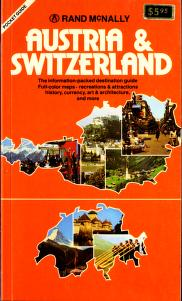 Cover of: Austria & Switzerland | Harrison, John
