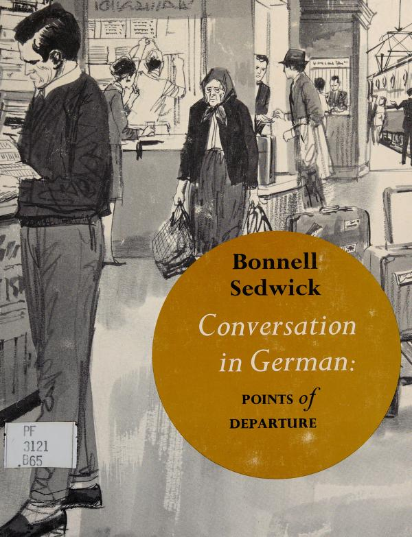 Conversation in German by Peter Bonnell