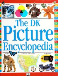 Cover of: The DK picture encyclopedia | Claire Llewellyn