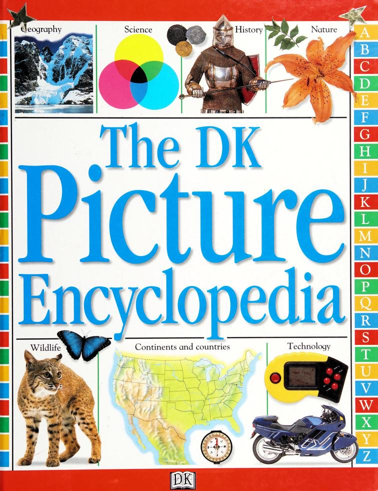 The DK picture encyclopedia by Claire Llewellyn