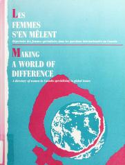 Cover of: Making a world of difference |