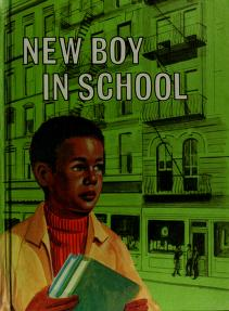 Cover of: New boy in school. | Mike Neigoff