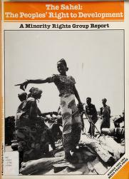 Cover of: The Sahel, the peoples' right to development | Cross, Nigel