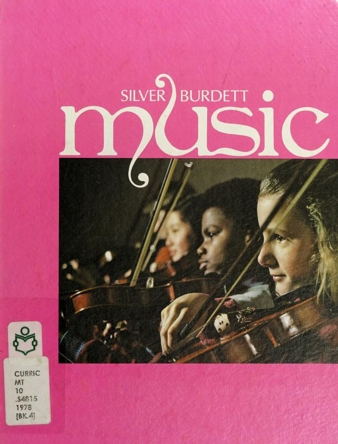 Silver Burdett Music by Elizabeth Crook et al