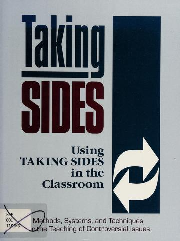 Cover of: Taking Sides: Using Taking Sides in the Classroom |