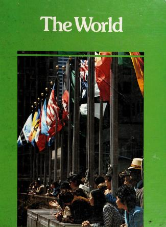 Cover of: The world (People and their heritage) | Grace S Dawson